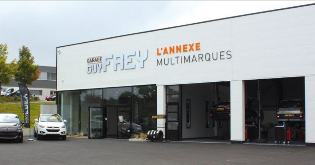 Garage frey l 39 annexe multimarques mulhouse garage auto for Garage bien etre auto saint gratien