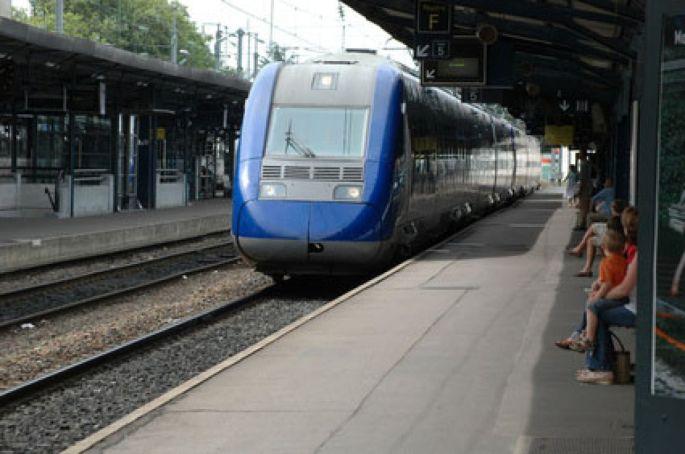 Gare de Colmar Mésanges