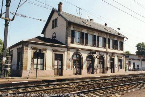 Gare de Hochfelden
