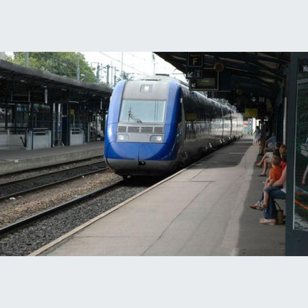 Gare sncf de rixheim plan acc s horaire r servation for Piscine de rixheim
