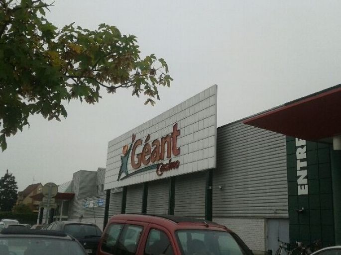 geant casino saint louis