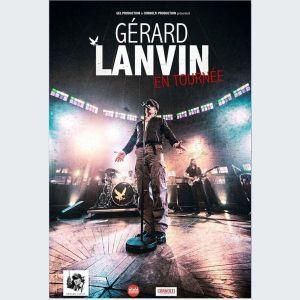 Gerard Lanvin En Tournee