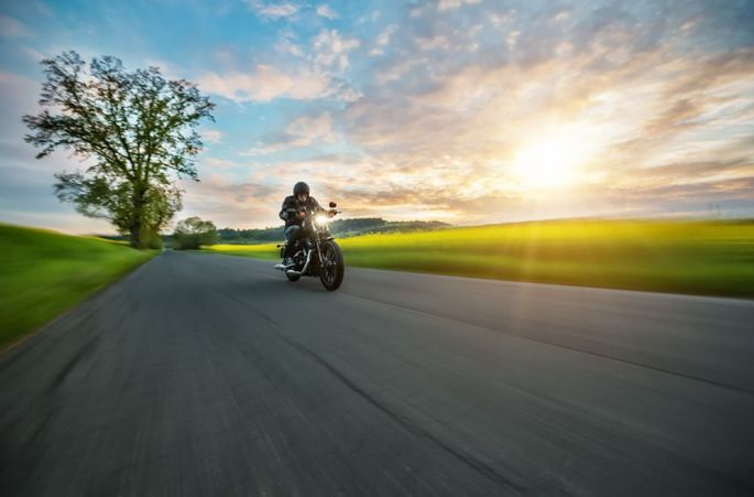 Trois jours de moto, de rock et de liberté dans les montagnes des Vosges!