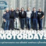 Gérardmer Motordays 2018 - Festival Rock et Bikers