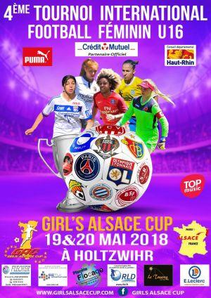 La Girls Alsace Cup, du foot féminin pour les - 16 ans