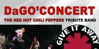 give it away, the red hot chili peppers tribute band