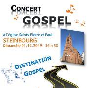Gospel à Steinbourg