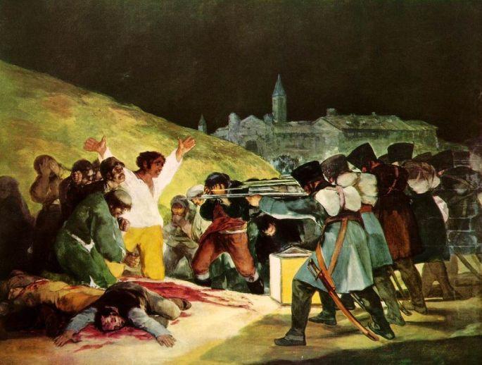 Goya, peintre de la résistance espagnole