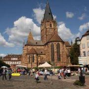Grand Marché aux puces à Wissembourg 2019