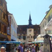 Grand marché de Pâques à Benfeld 2020
