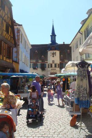 Grand marché de Pâques à Benfeld