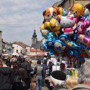Grand marché du Vendredi Saint à Bouzonville 2020