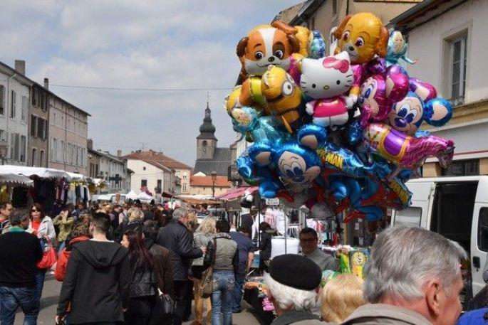 Grand marché du Vendredi Saint à Bouzonville