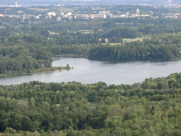 Grand Parc Miribel Jonage à Lyon