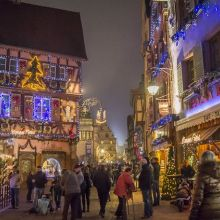 Noël 2019 à Colmar : Marchés de Noël et animations