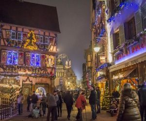 Noël 2020 à Colmar : Marchés de Noël et animations