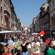 Grande braderie d\'été de Colmar 2020