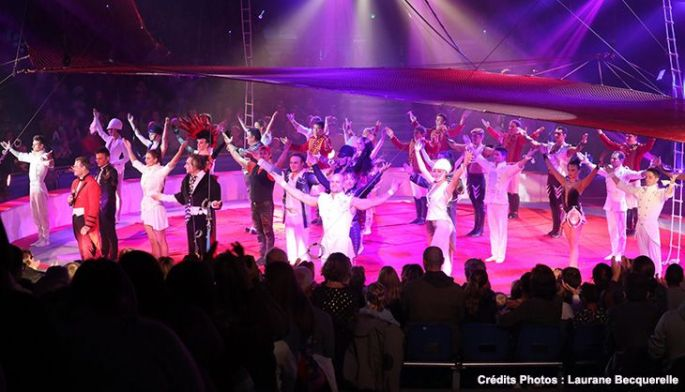 Grande Fête Lilloise du Cirque