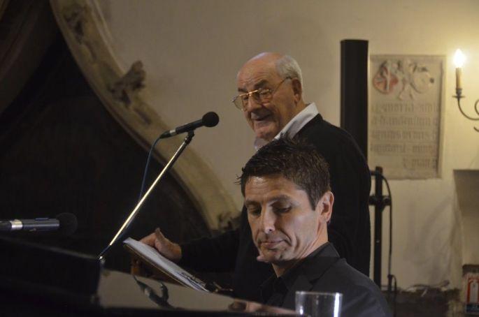 Grégory Ott et Alexandre Quoix
