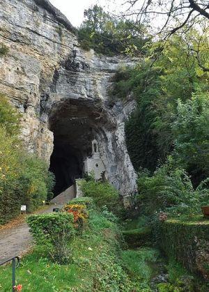 Grottes de la Balme près de Lyon