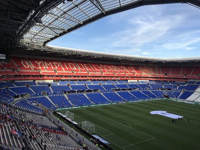 Groupama Stadium de Lyon