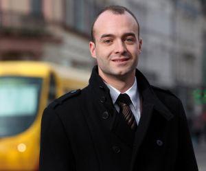 Guillaume Colombo, directeur de l\'office de tourisme