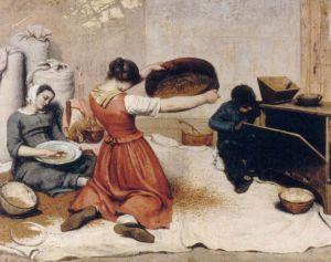 Gustave Courbet, peintre du réalisme