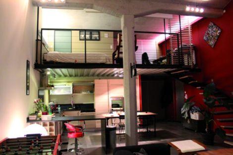 Habiter dans un loft à Mulhouse