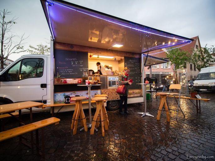 Le Food Truck Festival à Haguenau