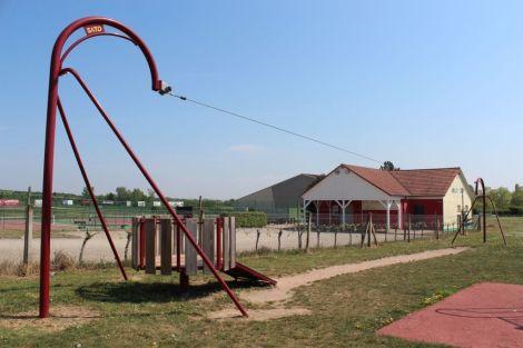 Hall des Sports à Dambach-la-Ville