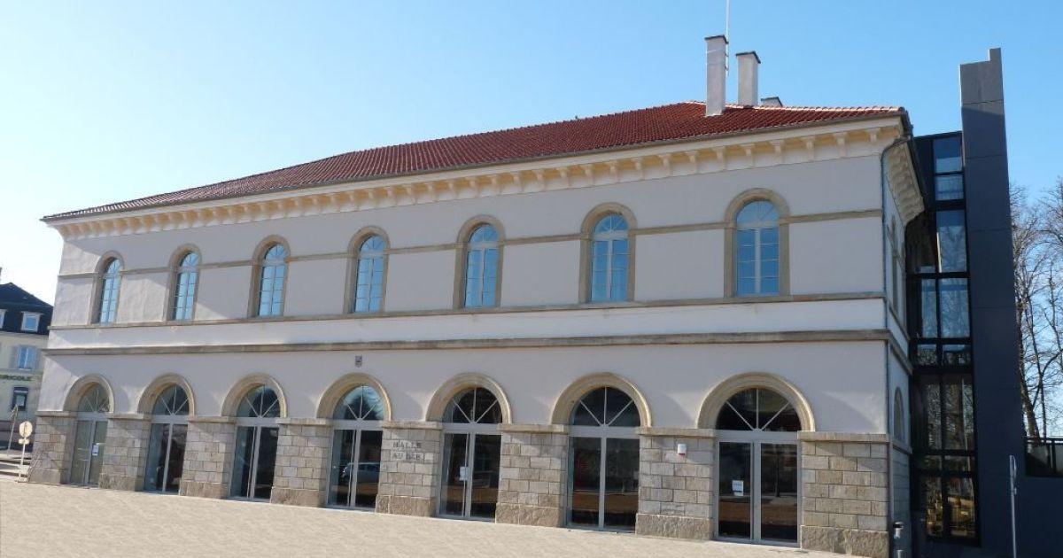 04cdc93c6d58 Halle au Blé Altkirch haut-rhin sundgau alsace salle spectacle concert  conférences manifestations manif salles lieu animations halles