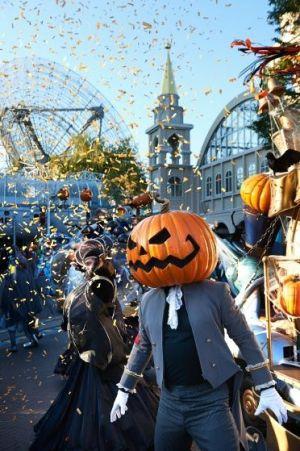 L\'univers d\'Halloween s\'invite à Europa Park !