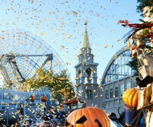 Halloween à Europa Park 2020