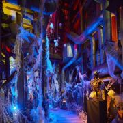 Halloween au Parc de Wesserling : Le Tombeau Maudit