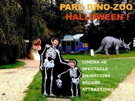 Halloween au Parc Dino-Zoo