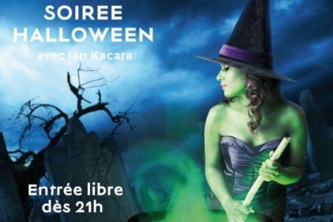 Halloween avec Ian Kacara