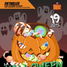 Halloween Party de Dietwiller