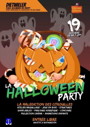 Halloween Party de Dietwiller