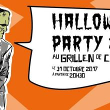 Halloween rock\'n\'roll Party