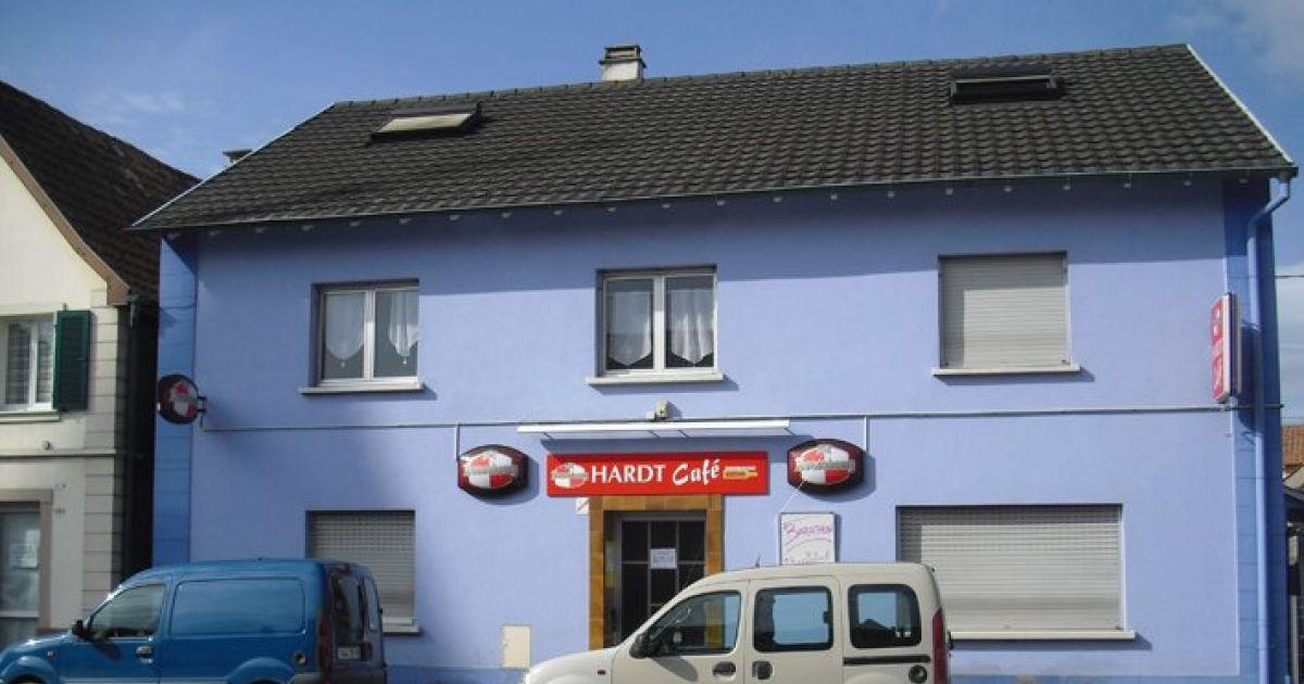 Restaurant Caf Ef Bf Bd De La Hardt Colmar