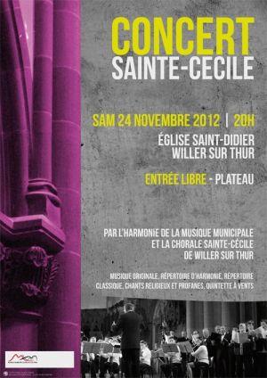 Harmonie et Chorale Sainte-Cécile de Willer-sur-Thur