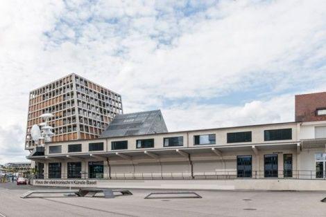 Maison des Arts électroniques à Bâle - Haus der elektronischen Künste