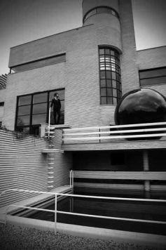 Xavier Veilhan, Vent Moderne, 2015 © Mallet-Stevens © Veilhan / ADAGP Paris 2016. Photo : Maxime Dufour © ADAGP Paris 2016