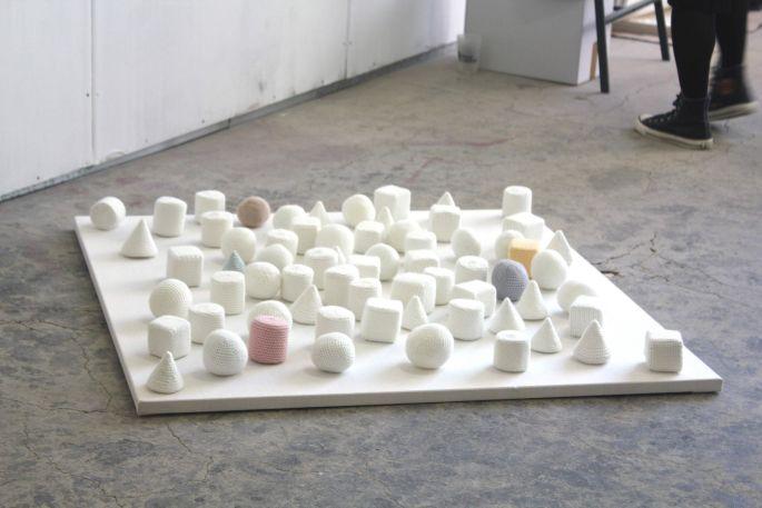 Heysung Jung, minutie et origami