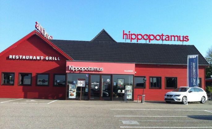 Hippopotamus Ile Napoléon