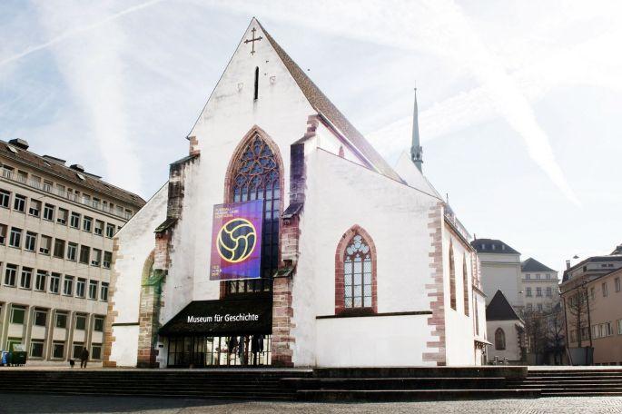 Historisches Museum Basel : Barfüsserkirche