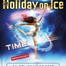 Holiday on Ice : Time