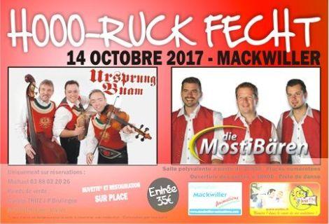 Hooo-Ruck Fecht 2016