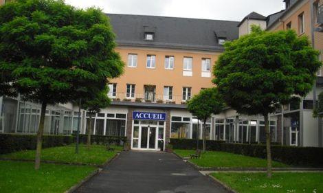 Hopital St Jacques à Thann