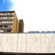 Hôpital de Strasbourg Hautepierre